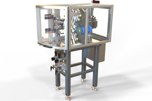 CMB launches new spray machine