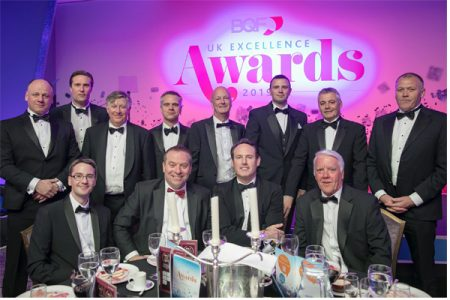 Sun Chemical receives UK Excellence Award