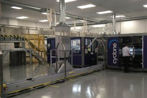 Tonejet opens new facility in Hertfordshire, UK