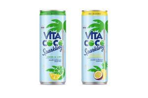 Vita Coco adds sparkling variant