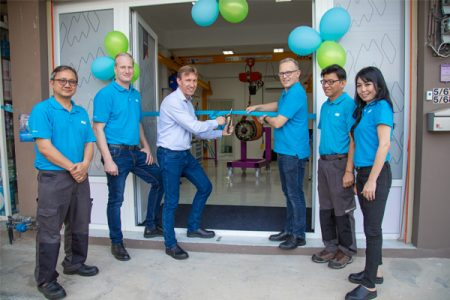 VMI opens latest service centre in Thailand
