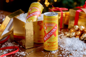 Warninks launches RTD Snowball cocktail