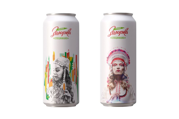 Zagorka partners with Ball for limited edition cans